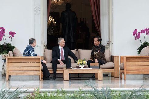 Jokowi Bertemu Tony Blair dan Bos Softbank untuk Bahas Ibu Kota Baru