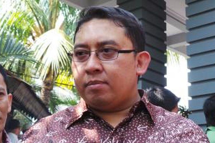 Wakil Ketua DPP Partai Gerindra Fadli Zon