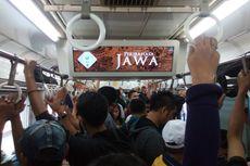 Tayangan MacroAd Linikini Bisa Dinikmati Penumpang KRL Jakarta-Cikarang