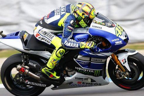 Rossi: Saya Tidak Akan Menyerah