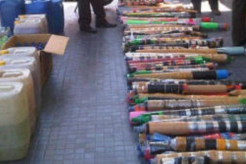 Jelang Natal di Kupang, Polisi Sita 2,6 Ton Miras dan 100 Petasan