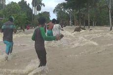 Banjir akibat Tanggul Sungai di Luwu Sulsel Jebol, Puluhan Rumah Warga Rusak