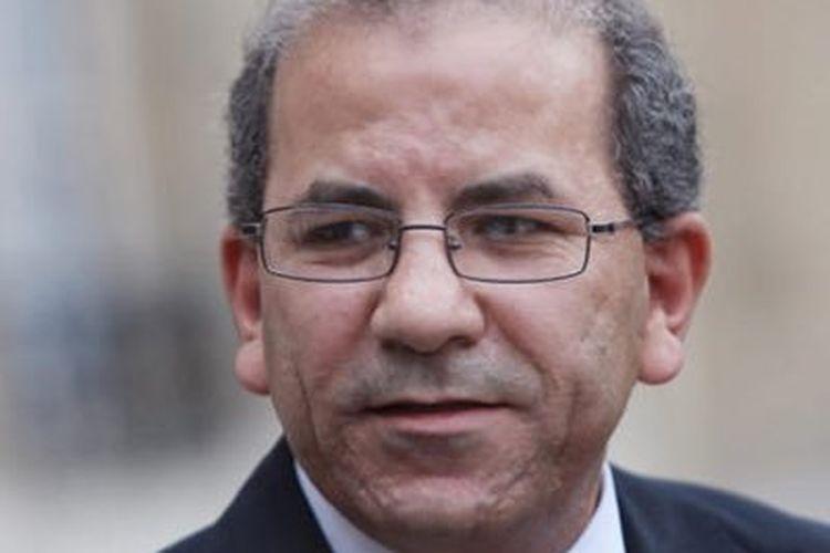 Kepala Dewan Muslim Perancis Mohammed Moussaoui