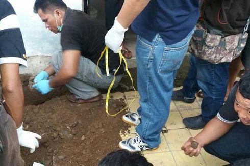 Lagi, Polisi Temukan Tulang yang Dikubur di Klinik Bidan Aborsi