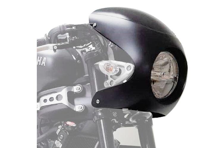 Aksesori tudung lampu depan Yamaha XSR155