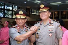Kapolri Pimpin Upacara Kenaikan Pangkat Beberapa Perwira Tinggi