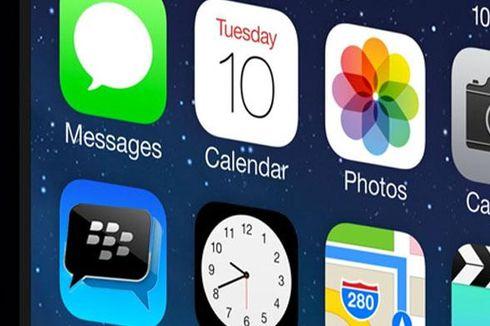 Besok, BBM Hadir di iPad WiFi dan iPod touch