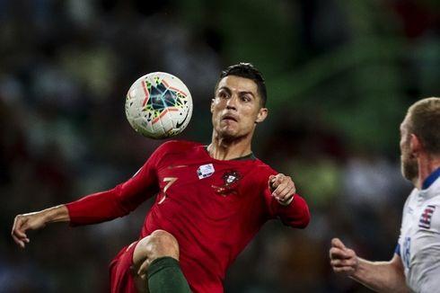 Urusan Gol Internasional, Ronaldo Masih Kalah dari Legenda Iran