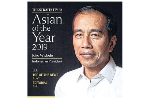 Jokowi Dinobatkan sebagai Asian of The Year 2019, Ini 4 Faktanya