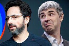Pendiri Google Hadiri Rapat TGIF Setelah