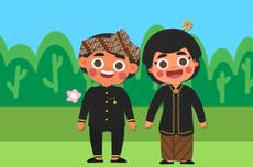 Bedahan, Baju Tradisional Jawa Barat
