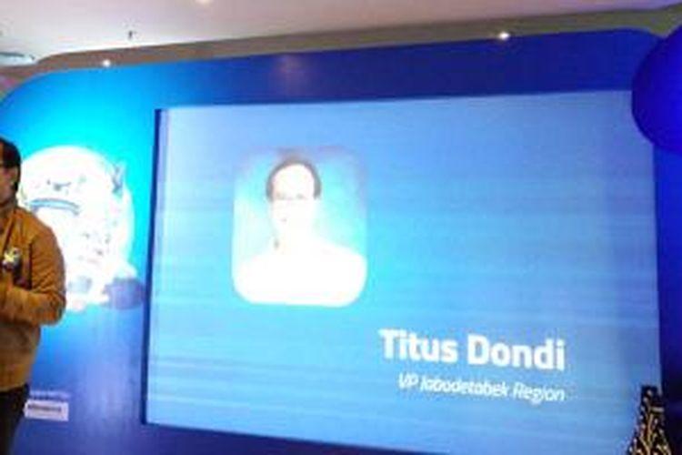 Titus Dondi, VP Jabodetabek Region XL menyatakan, jaringan HSPA  yang digelar oleh XL tersebut mampu menberikan koneksi hingga 100 Mbps di jaringan 4G LTE pada jumpa pers di Jakarta, Senin (16/3/2015).