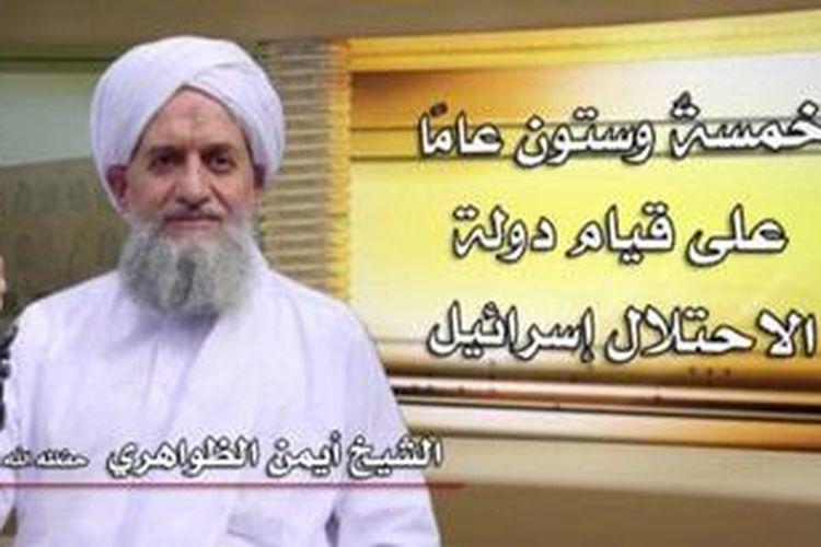 Pemimpin al-Qaeda Ayman al-Zawahiri