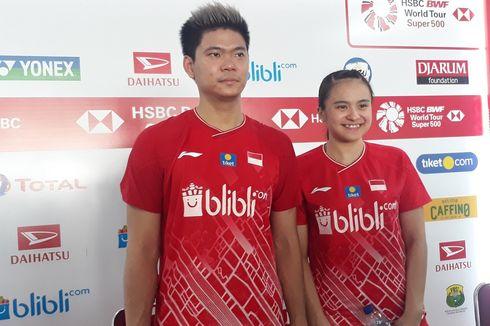Hasil Indonesia Masters 2020 Jadi Bahan Evaluasi Praveen/Melati Jelang All England