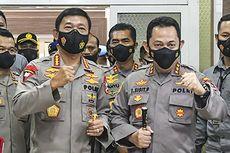 Idham Azis Serah Terima Jabatan Kapolri dengan Listyo Sigit