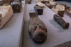 Mesir Umumkan Penemuan Besar di Situs Arkeologi Saqqara, Apa Isinya?