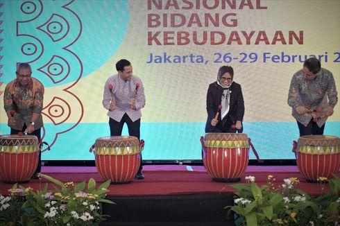 Rakornas Budaya 2020, Nadiem: Budaya Jangan Statik agar Diterima Orang Muda dan Dunia