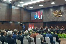 Jokowi Apresiasi MK Transparan Tangani Sengketa Pilpres
