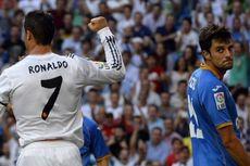 Samai Sanchez, Ronaldo Bawa Madrid Sementara Unggul
