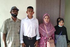 Anak Penjual Asongan di Lampu Merah Lolos Jadi Tentara, Baharuddin: Keberhasilan Ini untuk Kedua Orangtua Saya