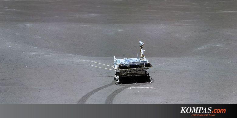 Temuan Mengejutkan Robot Bulan China, Debu Bulan T