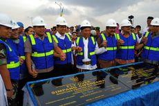 Anies Baswedan Resmikan Flyover Rawapanjang dan Cipendawa di Bekasi