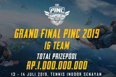 PUBG Mobile Siap Gelar Turnamen PINC 2019, Total Hadiah Rp 1 Miliar
