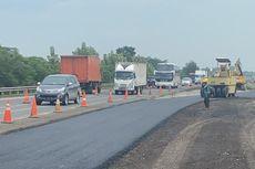 Jumat Ini, Lajur Pengganti Jalan Ambles di Tol Cipali Bisa Dilewati