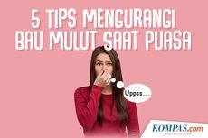 INFOGRAFIK: 5 Tips Mengurangi Bau Mulut Saat Puasa