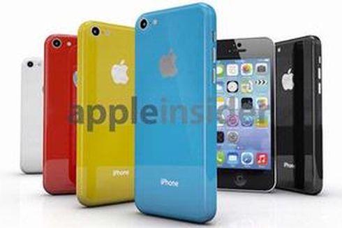 Inikah Nama Resmi iPhone Versi Murah?