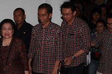 Kunjungi Megawati, Ahok Mengaku Tak Harus Izin Prabowo