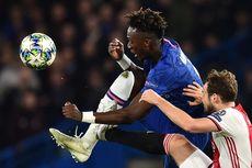 Drama 8 Gol dan 2 Kartu Merah, Chelsea Vs Ajax Berakhir Imbang