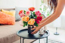 Tiga Cara Mendekorasi Ruangan dengan Bunga