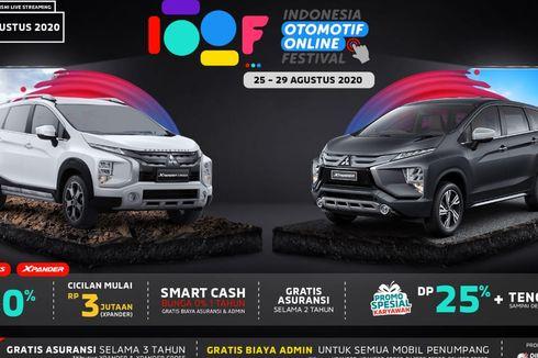 Mitsubishi Punya Promo Menarik di IOOF 2020
