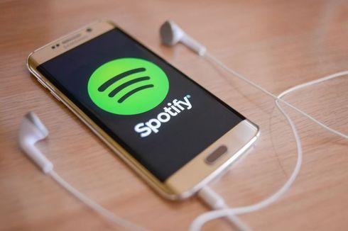 Pengguna Spotify Bisa Ajak 5 Orang Teman untuk Dengar Musik Bersama