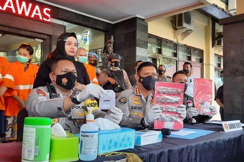 4 Polisi yang Salah Gerebek Kamar Kolonel TNI Ditahan, Polda Jatim: Sanksi Masih Diproses