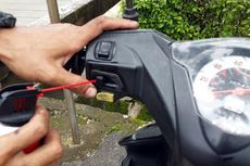 Bahaya Air Hujan Terhadap Komponen Penting Sepeda Motor