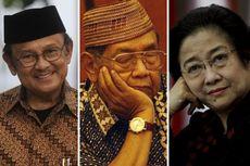 Tiga Presiden Indonesia di Bulan Juli
