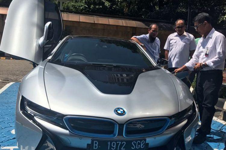 BMW i8 SPLU PLN