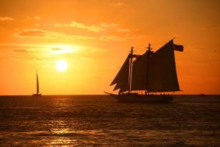 Nikmati Indahnya Sunset Di Tempat Terbaik