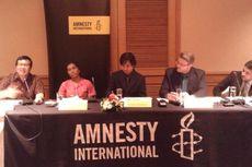 Amnesty International Berharap Pemerintahan Jokowi Hapus UU Penodaan Agama