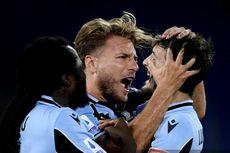 Lazio Resmi ke Liga Champions Usai AS Roma Tersingkir dari Liga Europa