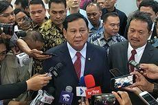 Menhan Prabowo Batal Jadi Pembicara di Seminar Sesko TNI, Ini Sebabnya