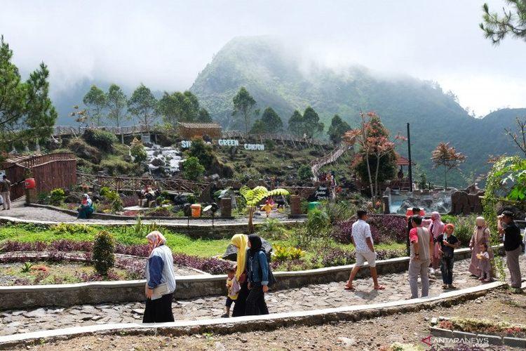 Karang Raya Ecopark Gunung Kidul