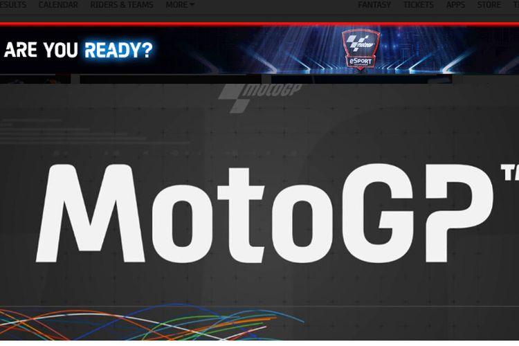 Font baru untuk MotoGP 2020