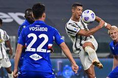Hasil Juventus Vs Sampdoria, Debut Andrea Pirlo di Serie A Sempurna!