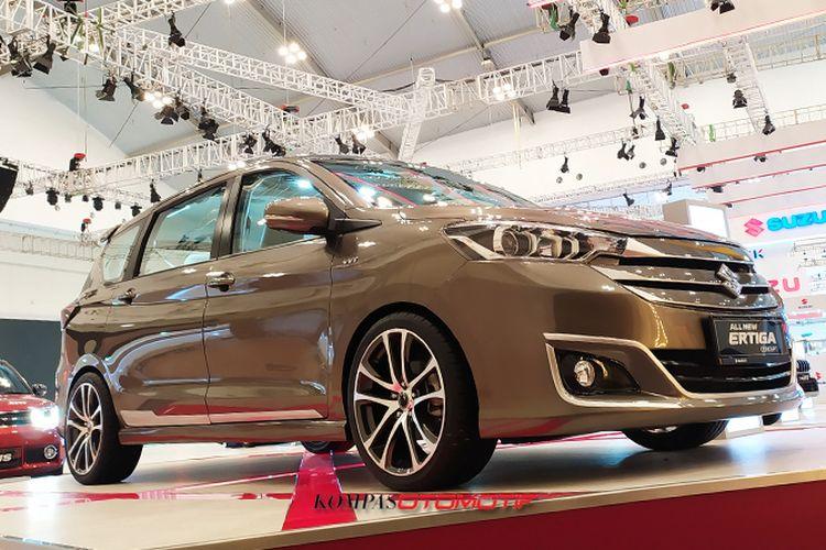 Suzuki Ertiga Concept di GIIAS 2019