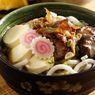 Resep Udon Kuah Topping Sukiyaki, Sarapan ala Restoran Jepang