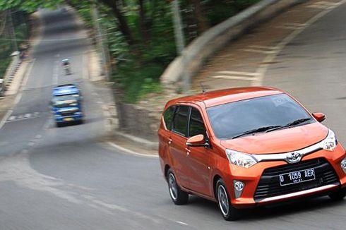 """Toyota Belum """"Pede""""  Kuasai Pasar Nasional"""