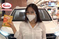 Warganet Heboh, Ada Video Emak-emak Menyetir Mobil hingga Masuk Mal
